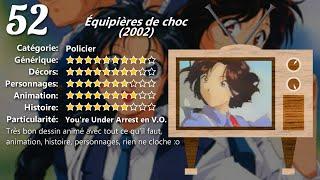 Top 150 des dessins animés diffusés dans les années 90