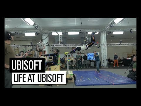 Life At Ubisoft