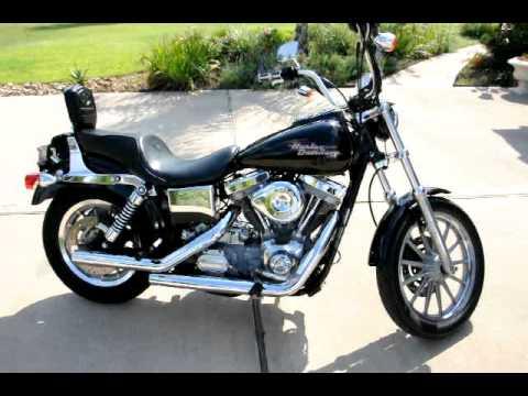 2002 Harley Davidson FXD Dyna Super Glide  YouTube