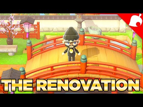 I'm Back! The Plays Island Renovation! Animal Crossing New Horizons