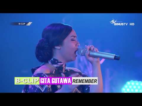 B-CLIP #776 GITA GUTAWA - Remember