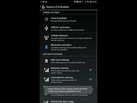 Auto WiFi Tethering - Apps on Google Play