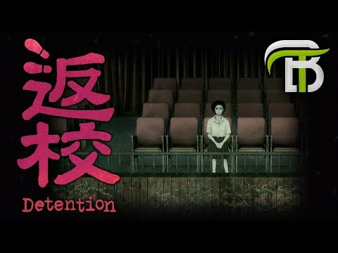 I'M NOT READY FOR THIS | Detention