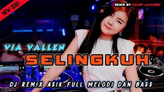 Dj Via Vallen  Selingkuh Remix Fullbass Terbaru 2020 (Mhady alfairuz remix)