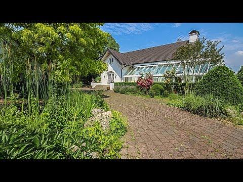 TEAM 4you: Düsseldorf, Nordrhein-Westfalen - Villa auf parkähnlichem Grundstück mit See!