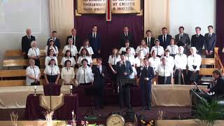 Богослужение в Мытищинской Церкви Евангельских Христиан Баптистов от 24.09.2017
