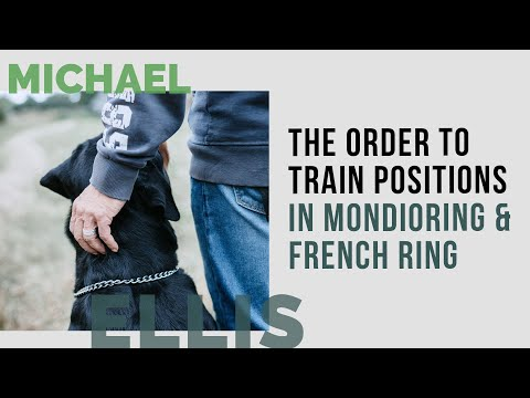 The Order To Train Positions In Mondioring & French Ring With Michael Ellis
