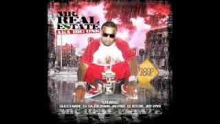 "Mr Real Estate ft. Gucci Mane, OJ da Juiceman ""Pushin Weight"""