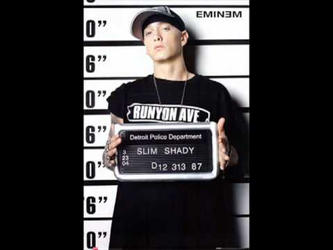 Eminem just like me !