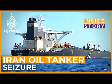 What's behind the seizure of an Iranian oil tanker? | Inside Story