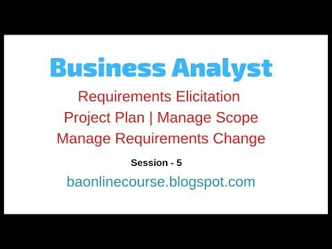 Requirements Elicitation Tutorial | Manage Requirements Change | Business Analyst Risk Assessment thumbnail