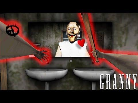 Играю за Бабку Гренни против Настоящей Бабули! Я стал Доброй Бабкой! - Granny   Grainy