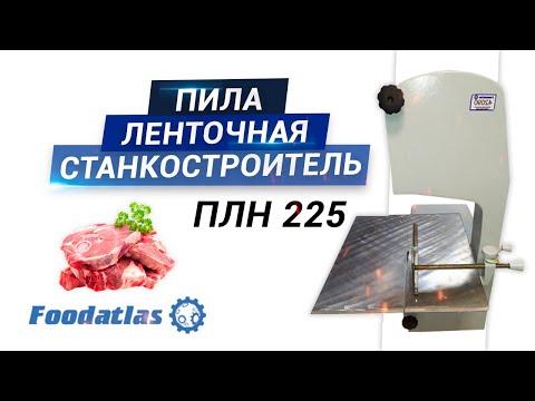 пила для мяса млн-225 странно, выбирая