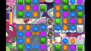 Candy Crush Saga Level 1227 (No booster, 3 Stars)