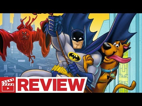 Scooby-Doo! & Batman: The Brave and the Bold - Movie Review