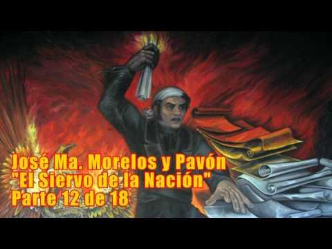 José Maria Morelos y Pavón  12