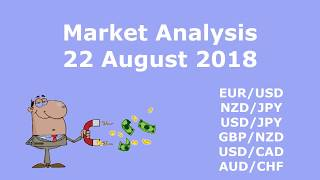 Forex Trading Analysis 22 August 2018 - New Opportunities For This Week!