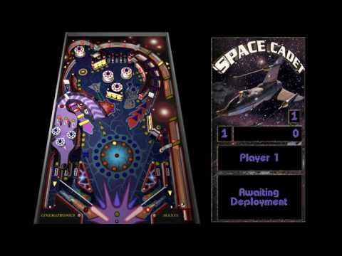 Full Tilt! Pinball OST Space Cadet - track 3 (meteor storm)