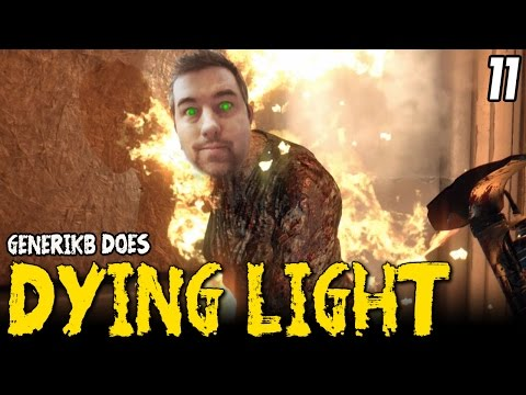 "DYING LIGHT Gameplay EP 11 - ""We Found EXPLOSIVES!!!"" Walkthrough Review"