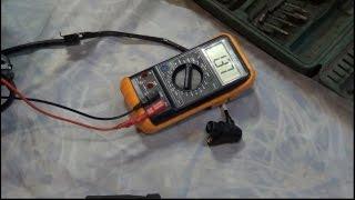 видео На панели приборов горит лампочка ABS  Не гаснут сигналы торможения