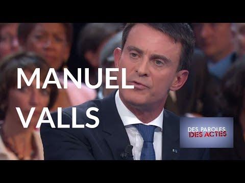 Des paroles et des actes - Invité Manuel Valls - 24 septembre 2015 (France 2)