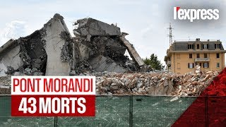 Pont Morandi (Gênes) : 1 an plus tard