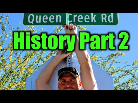 Queen Creek Arizona History - Part 2