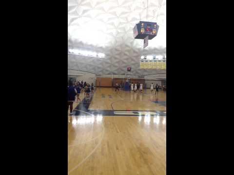 The Community College of Beaver County Cheerleaders, Monaca, PA