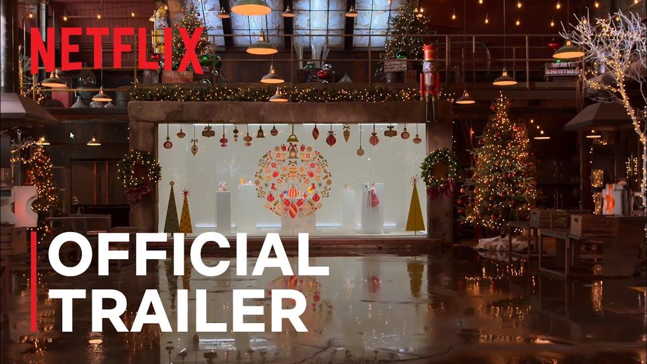 Blown Away: Christmas   Official Trailer   Netflix
