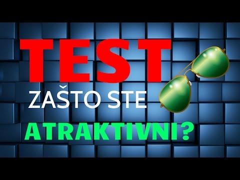 Test - Zašto ste privlačni ljudima? from YouTube · Duration:  3 minutes 19 seconds