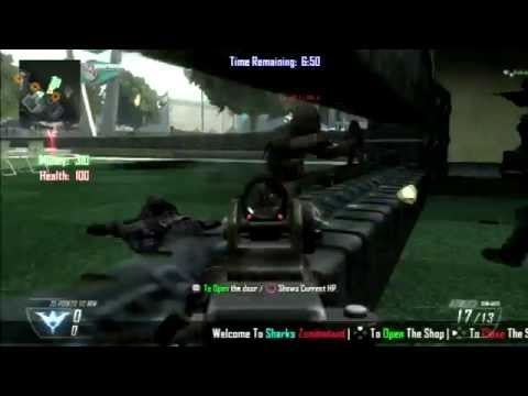 Black Ops 2 | Zombie Multiplayer Hacked Lobby Fun