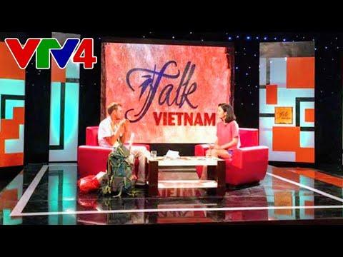 𝗧𝗔𝗟𝗞 𝗩𝗜𝗘𝗧𝗡𝗔𝗠 TV Interview With Meigo Märk In VTV4 📺 The Walk Around The World Travel Vlog