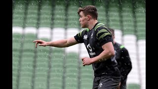 WEDNESDAY NIGHT RUGBY | LIVE - Chris Farrell's injury and Garry Ringrose's potential
