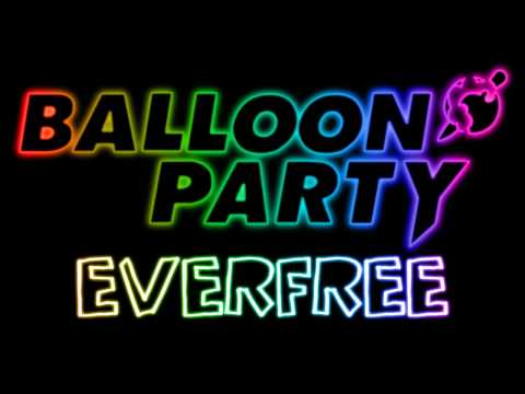 Balloon Party - Everfree - [Icky]