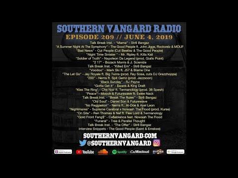 Episode 209 - Southern Vangard Radio