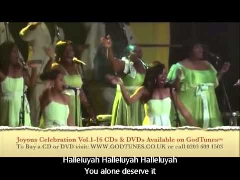 Joyous Celebration Give You All The Glory