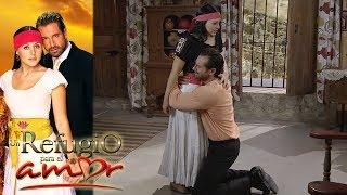 Un refugio para el amor - Capítulo 103: Rodrigo se entera que Luciana es hija de Claudio Linares