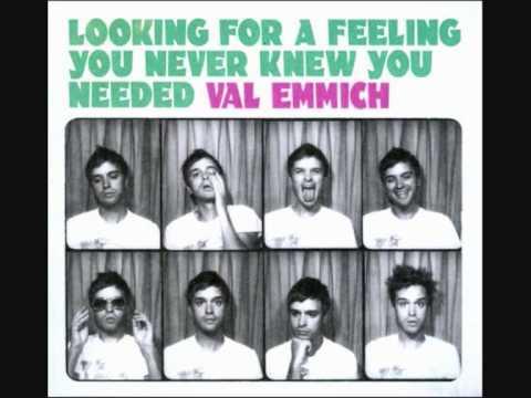 Клип Val Emmich - Change of Scenery