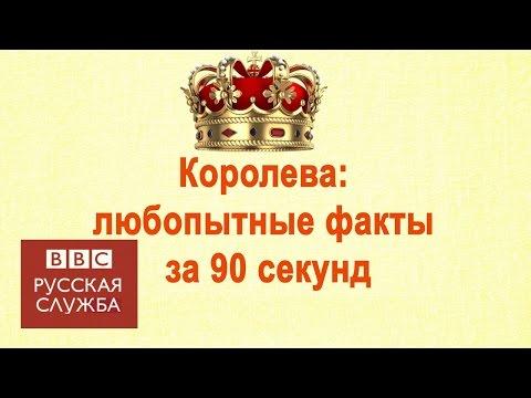 Любопытные факты о королеве Елизавете II
