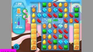 Candy Crush SODA SAGA level 385 No Boosters