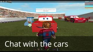 Cars 3 Trailer (TunelessElf090 and Partyguy123's Cars 3 Roblox Game)