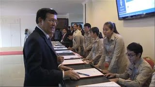 Opposition Boosts Power in Cambodia's Legislature