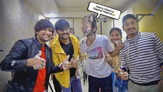 MY FIRST PROPOSAL BTS & SWAGGER SHARMA BIRTHDAY PARTY