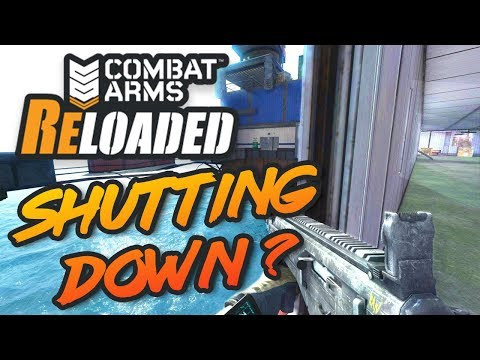 MY THOUGHTS | Combat Arms is DYING? Valofe Global BUYOUT!