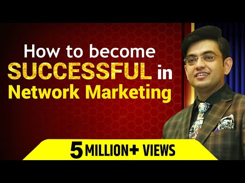 RECIPE FOR SUCCESS IN NETWORK MARKETING | MR SONU SHARMA | HINDI | PART - 2