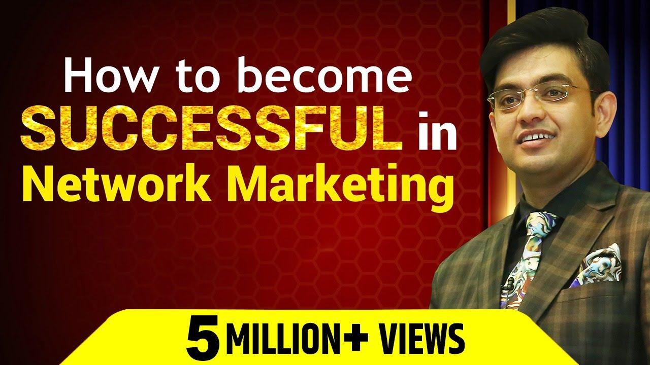 RECIPE FOR SUCCESS IN NETWORK MARKETING | MR SONU SHARMA | HINDI | PART - 2