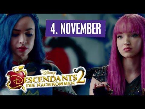 DESCENDANTS 2 | Am 4. November im Disney Channel