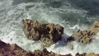 Popoia Island Fossil Coral Island in Kailua HI Lanikai Beach Area