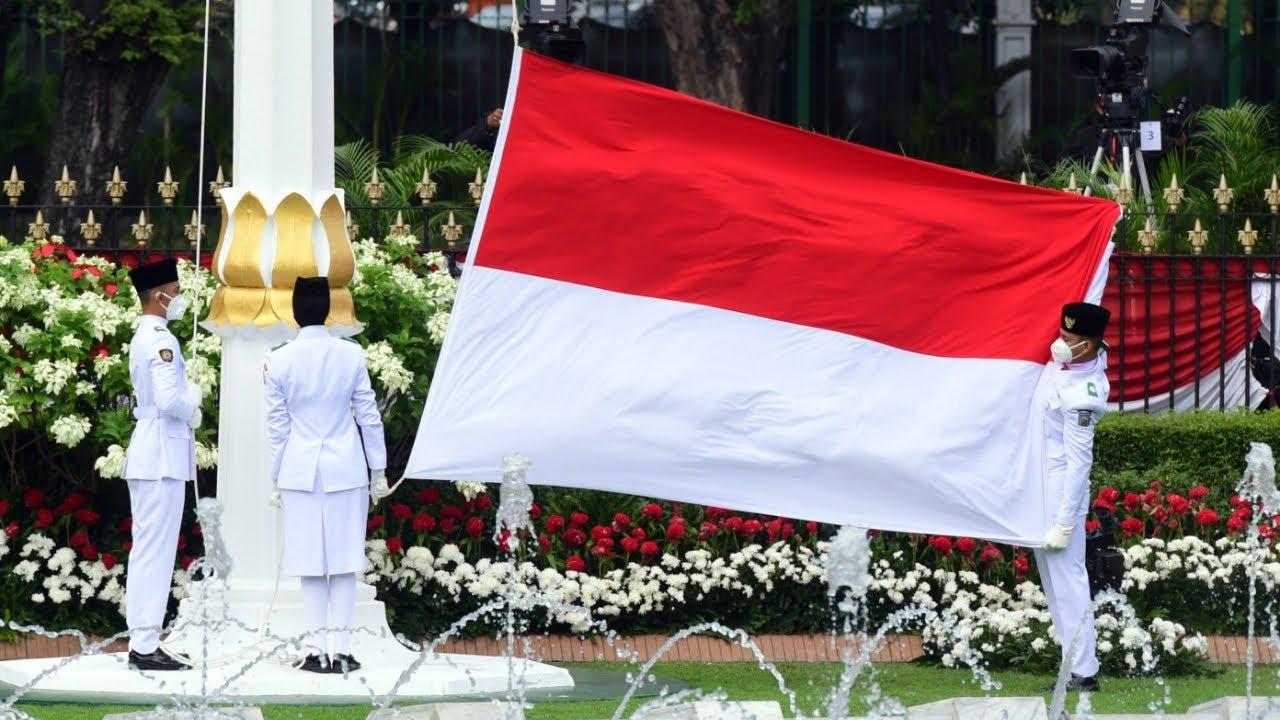 LIVE: Upacara Peringatan Detik-Detik Proklamasi Kemerdekaan RI, 17 Agustus 2020