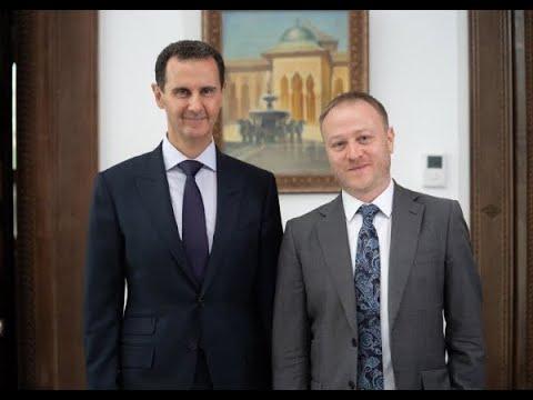 Асад рассказал, что хочет привиться российской вакциной от коронавируса